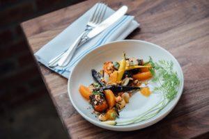 Eat Smaller Portions. Eat so what. A Smart Food Blog by La Fonceur